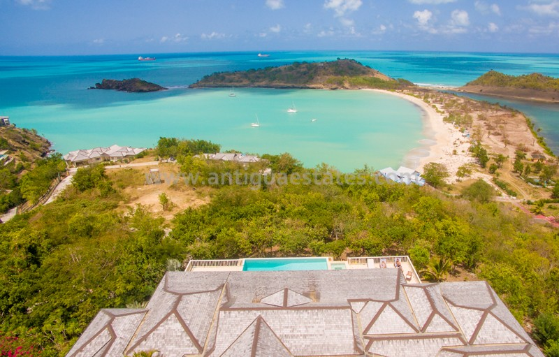 View this Luxury Villa for Sale in Galley Bay Heights Antigua